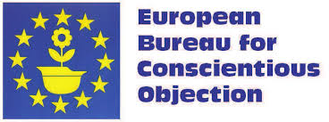 European Bureau for Conscientious Objection logo